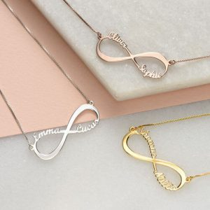 Infinity Name Necklace