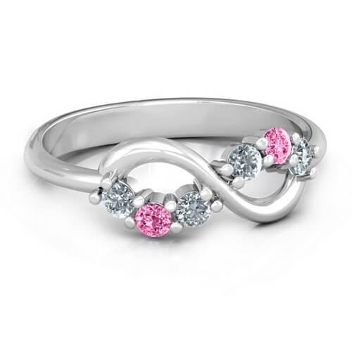 Split Infinity Ring