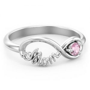 Mom's Infinity Bond Ring