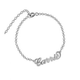 Sterling-argento-Carrie-Style-nome-Bracciale-Anklet_jumbo-280 × 280